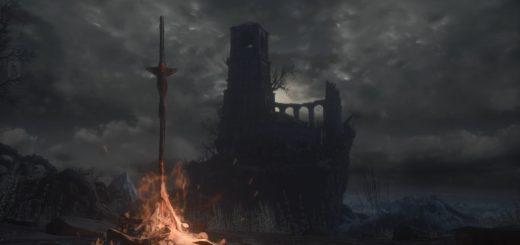 Bonfire (Dark Souls 3) живые обои скачать