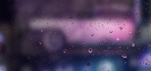 Веб дождь
