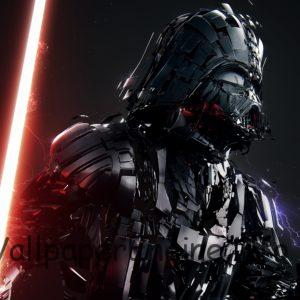 Живые обои StarWars - Darth Vader