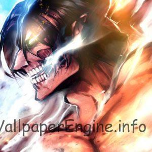 Eren Yeager - Titan Form