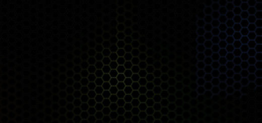 A nice audio responsive hexagon
