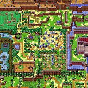 Link's Awakening Live Map