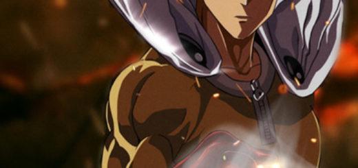 Saitama One Punch
