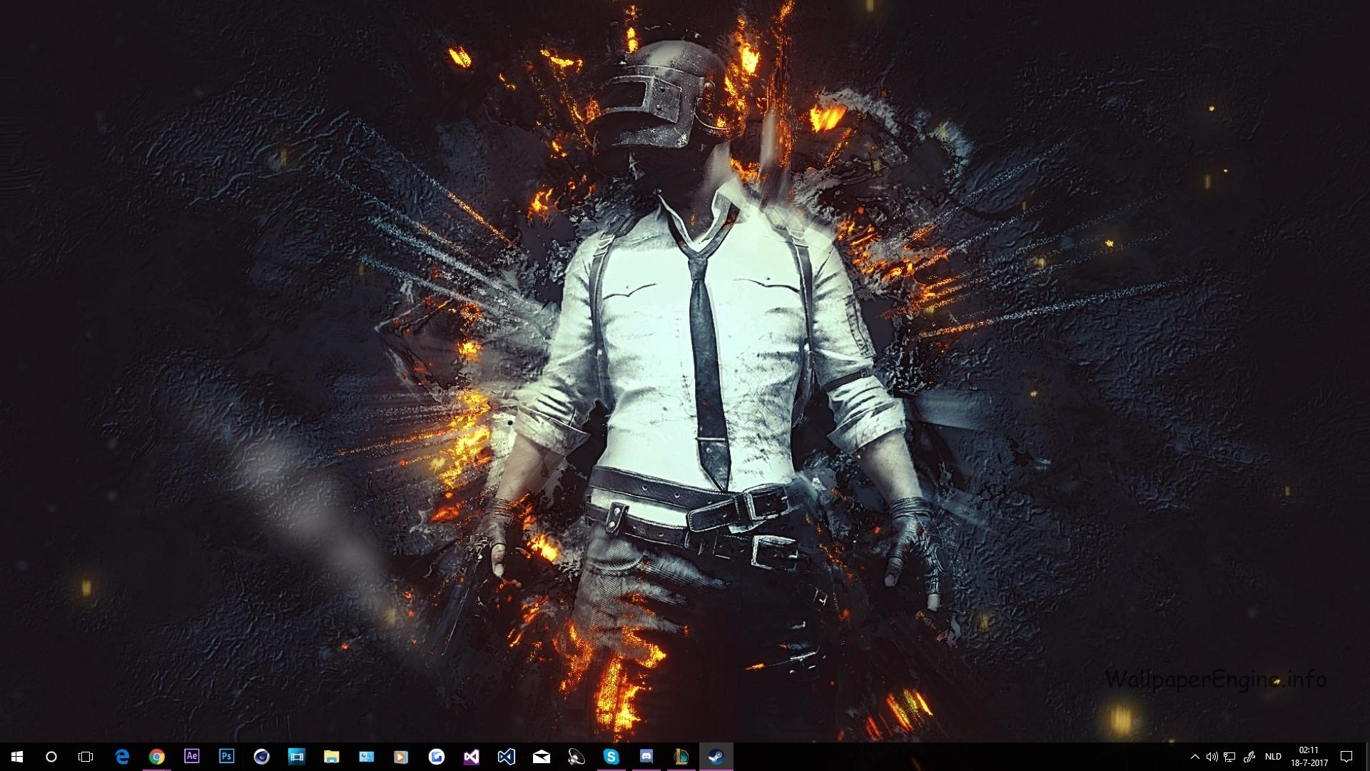 Playerunknown S Battlegrounds Wallpapers: Живые обои Custom Player Unknow's Battlegrounds Animated