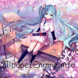 Sakura rain 1080P