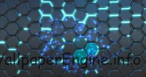Hexagon Glow