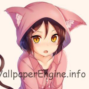 Cute Neko [1080P/60FPS]