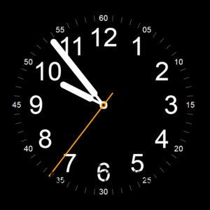 Apple Watch Clock