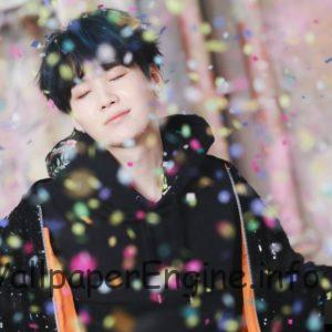 BTS Suga Wallpaper HD