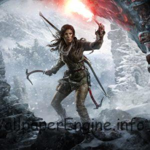 Rise Of The Tomb Raider - Lara Croft - Cave