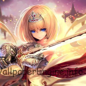 Aurelia, Regal Saber - Shadowverse