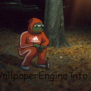 Pepe FeelsBadman