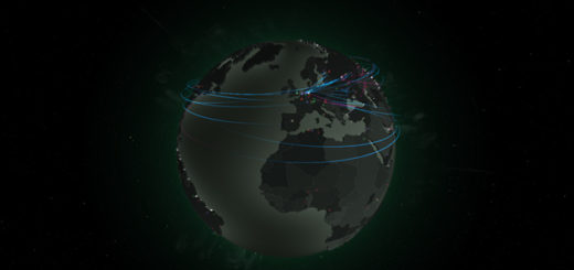 Global Network Traffic