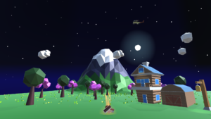 Low-Poly Night