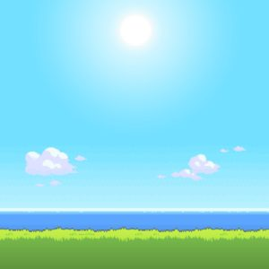 RealTime 8bit daynight cycle 4k