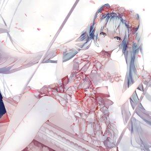 Hatsune Miku to Sakura