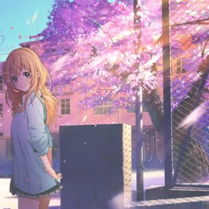 Your lie in April Kaori