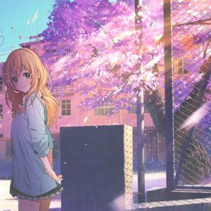 Your lie in April Kaori