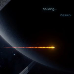 Last Day of Cassini