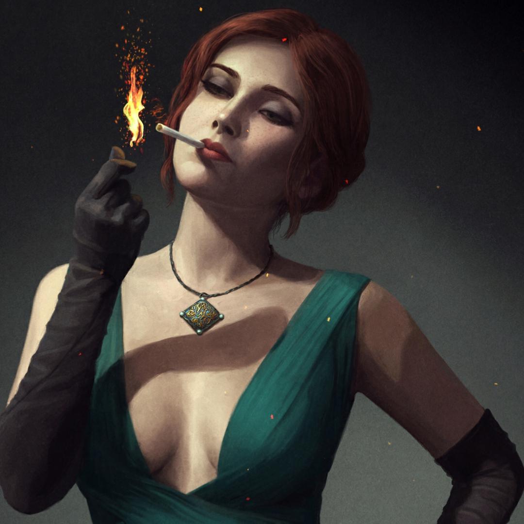 [Witcher] Triss Vintage