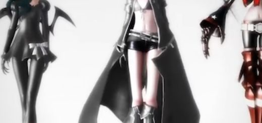 [MMD] Black Rock Shooter