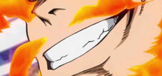 Endeavor - My Hero Academia