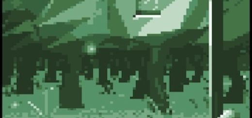 Pixelated Forest