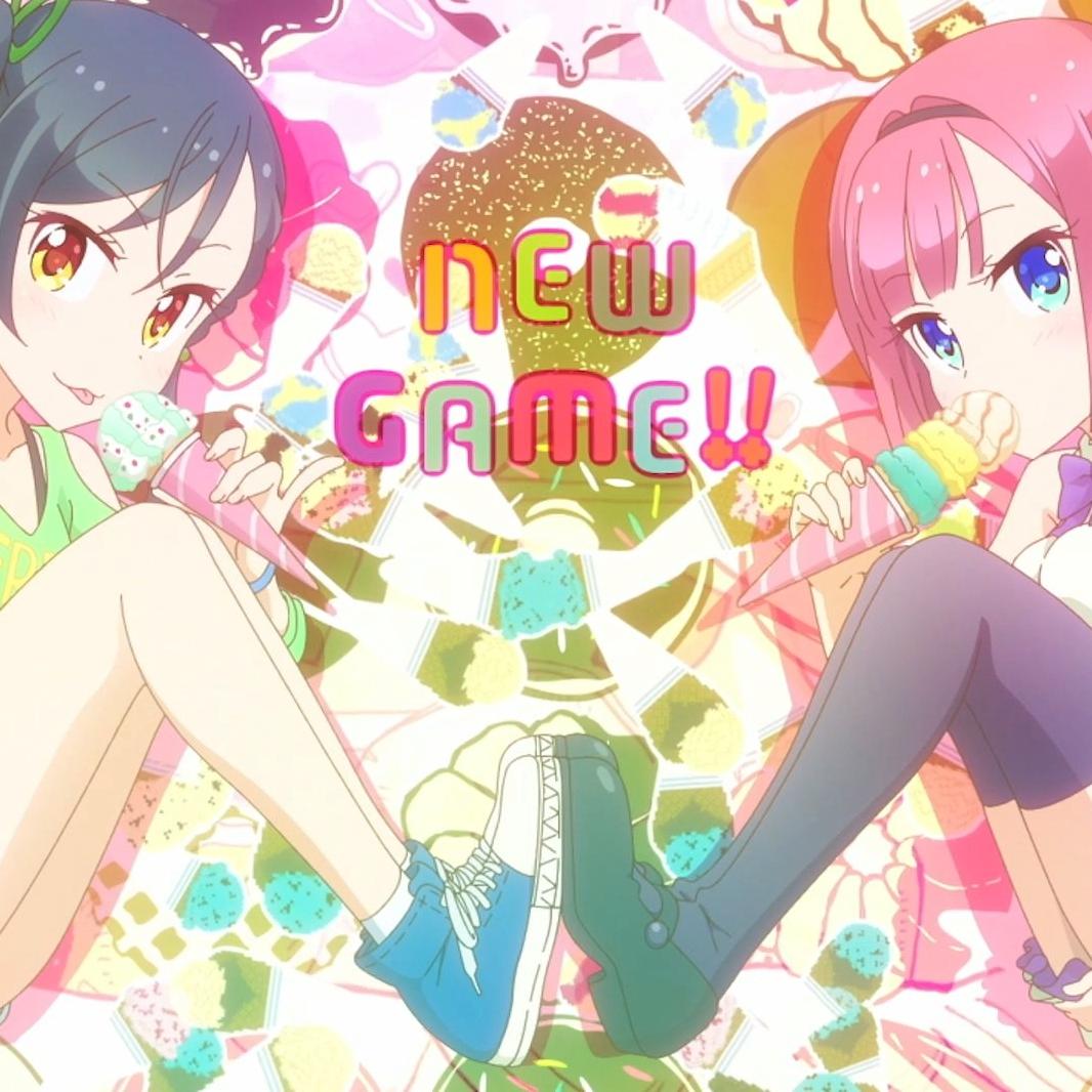 NewGame!!