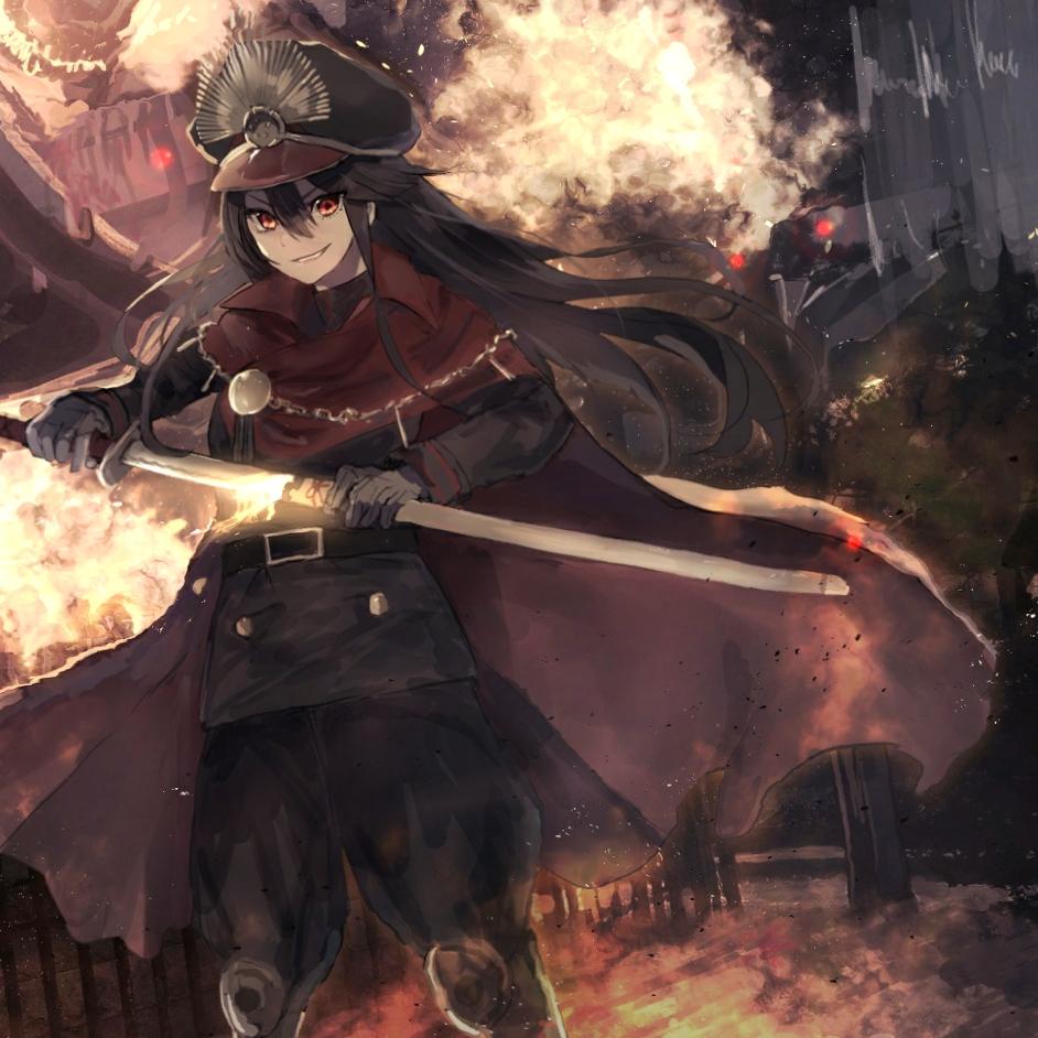Fate/go nobunaga