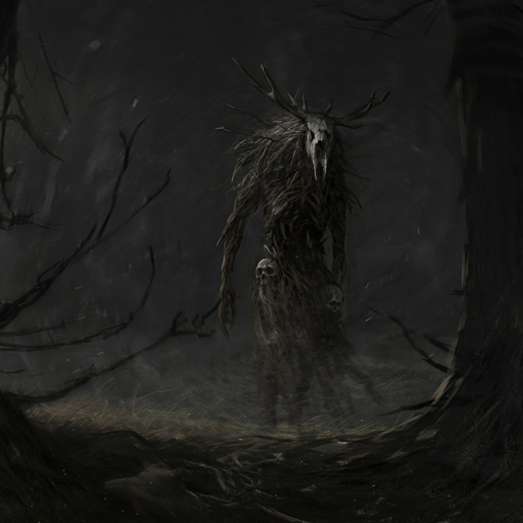 The Witcher 3 : Leshen