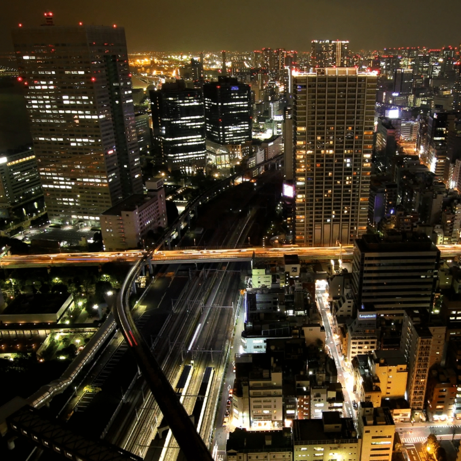 City Night View HD