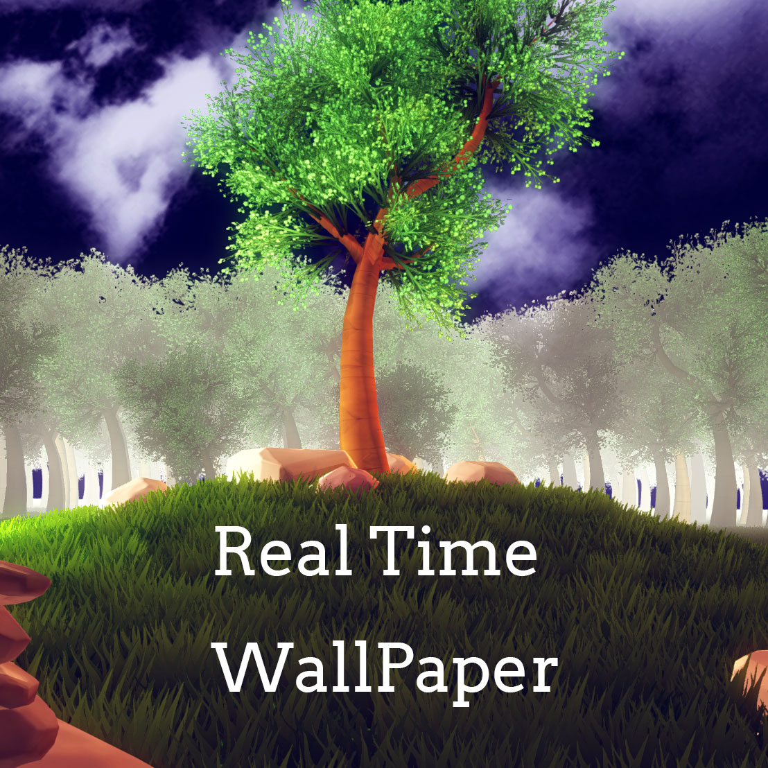 Real Time Wall Paper_Beta