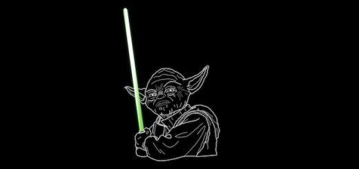 Yoda Animation