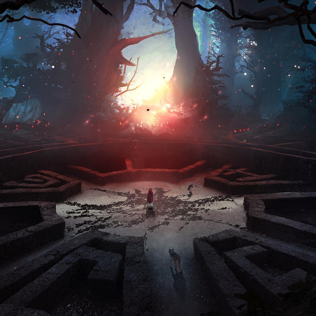 Forest Maze ( Fantasy )