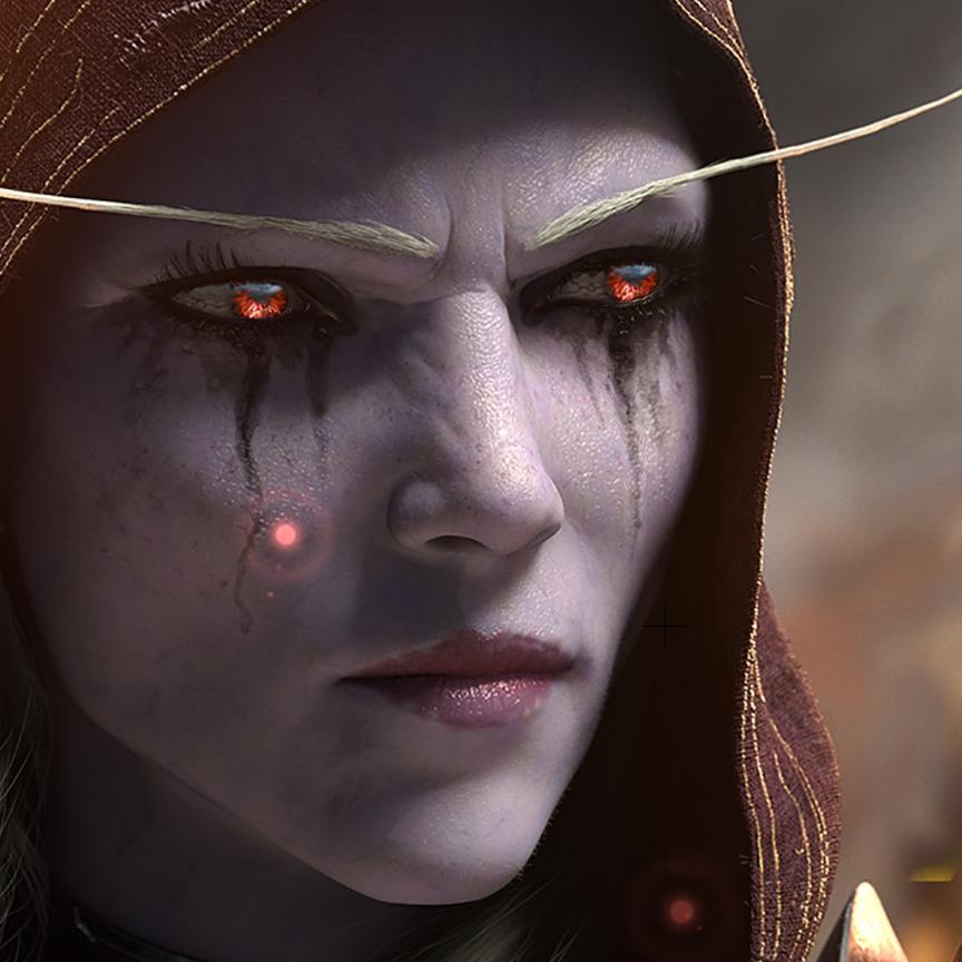 World of Warcraft - Sylvana