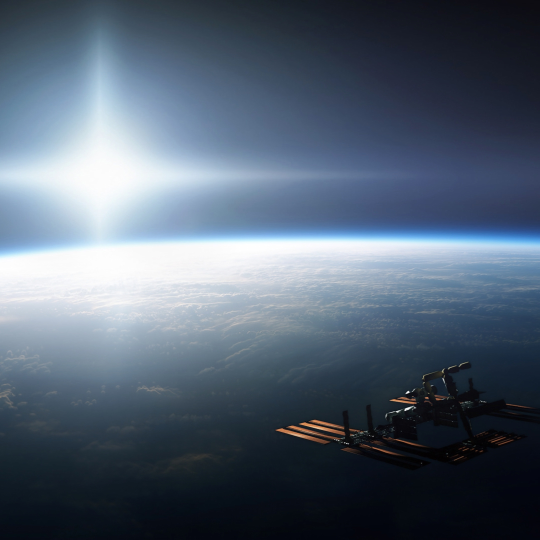 ISS - Animated FHD Wallpaper