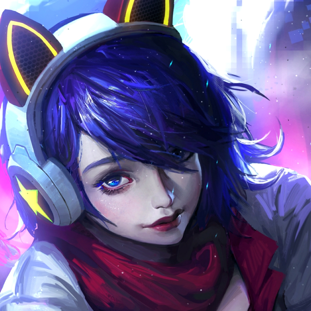 Arcade Ahri [League of Legends]