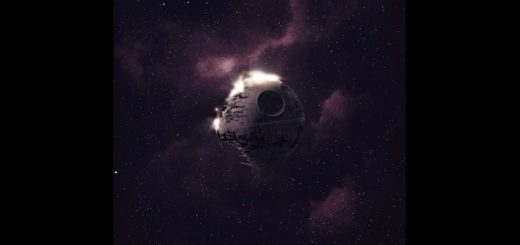 Destroyed Deathstar