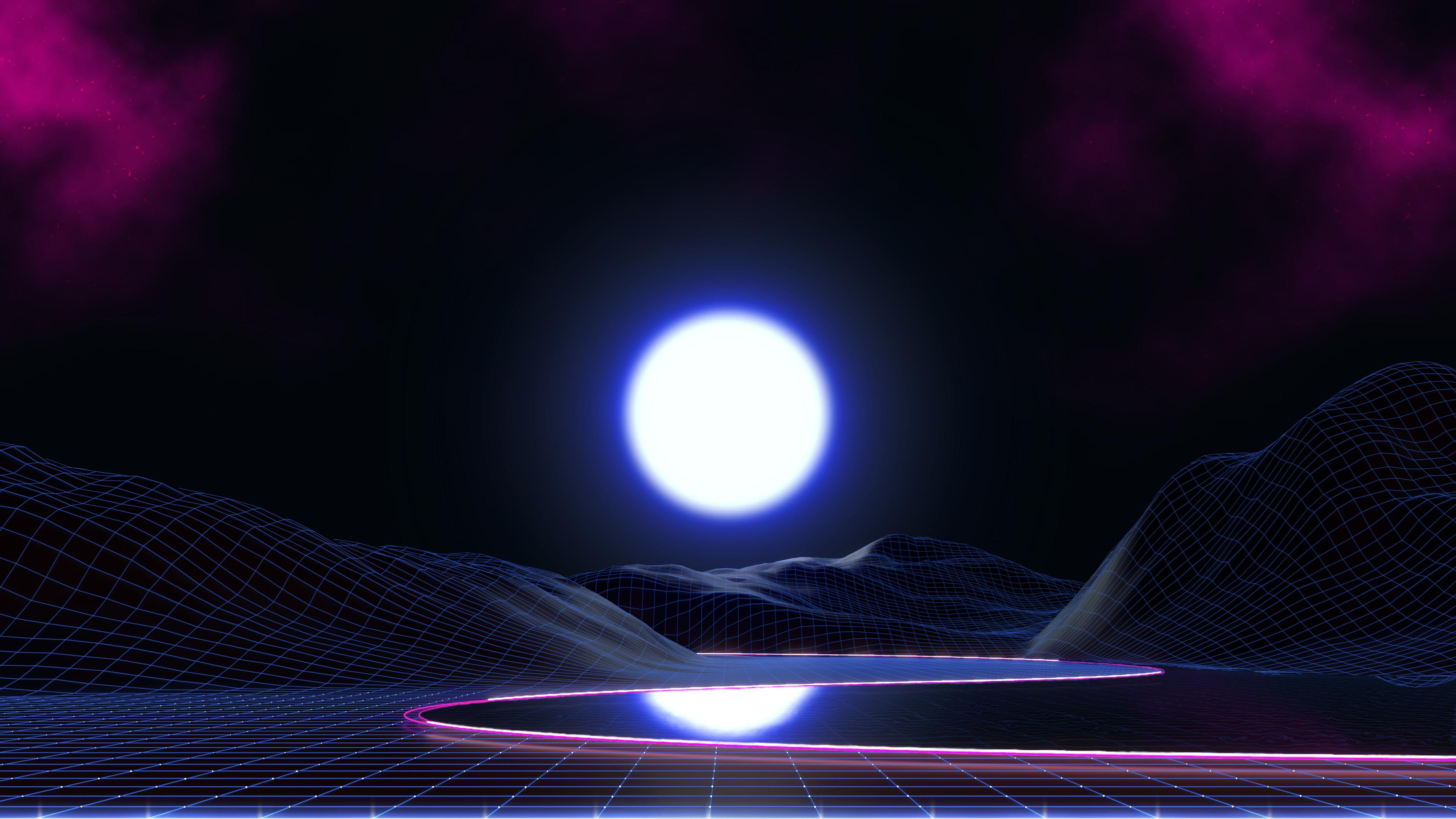 [4K] NightSky V.1