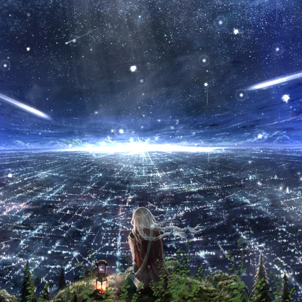 Dark City Sky