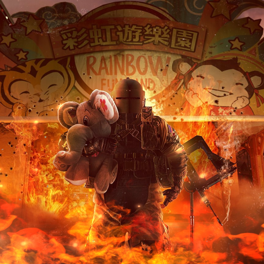 Rainbow six Siege: Fire