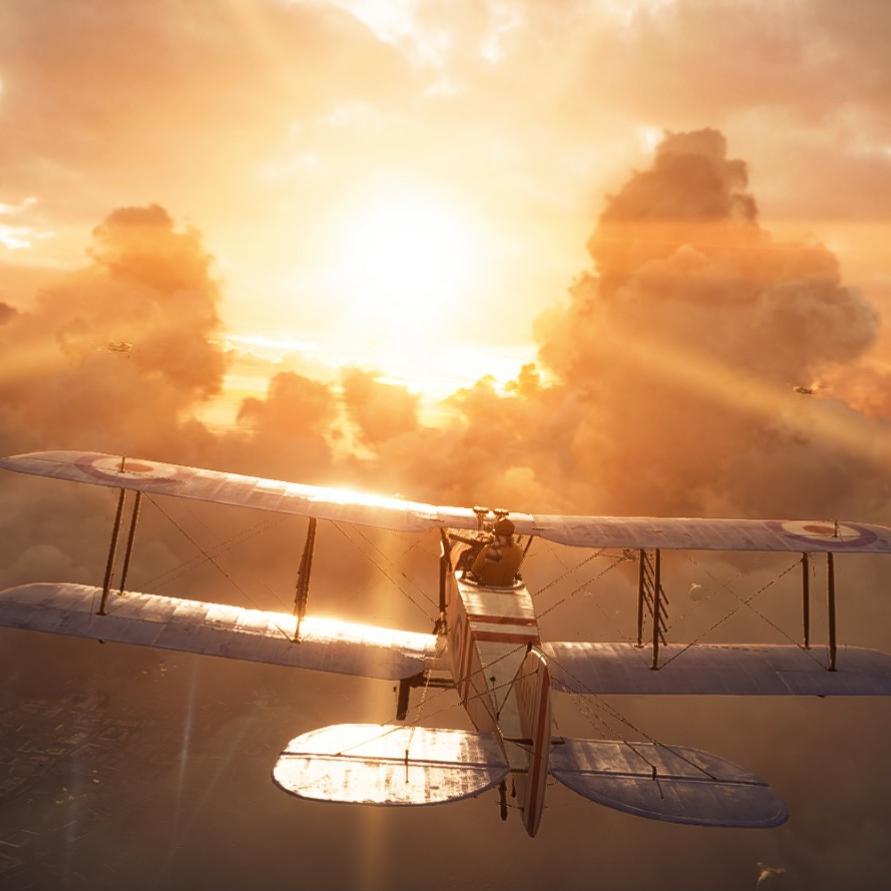 Battlefield 1 Закат над Лондоном (Eagle)