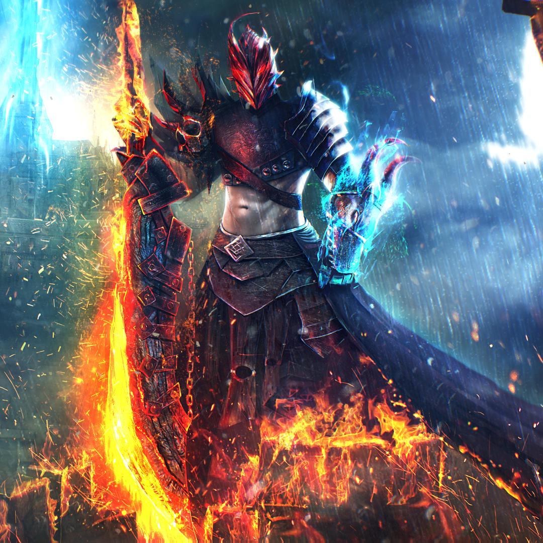 Guild Wars 2 (3840X2160)