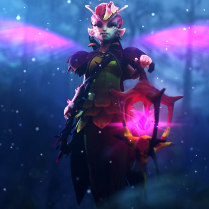 Dota 2 Dark Willow