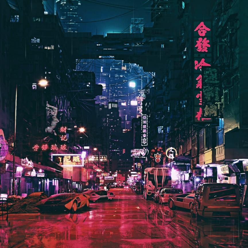 cyberpunk-futuristic-city