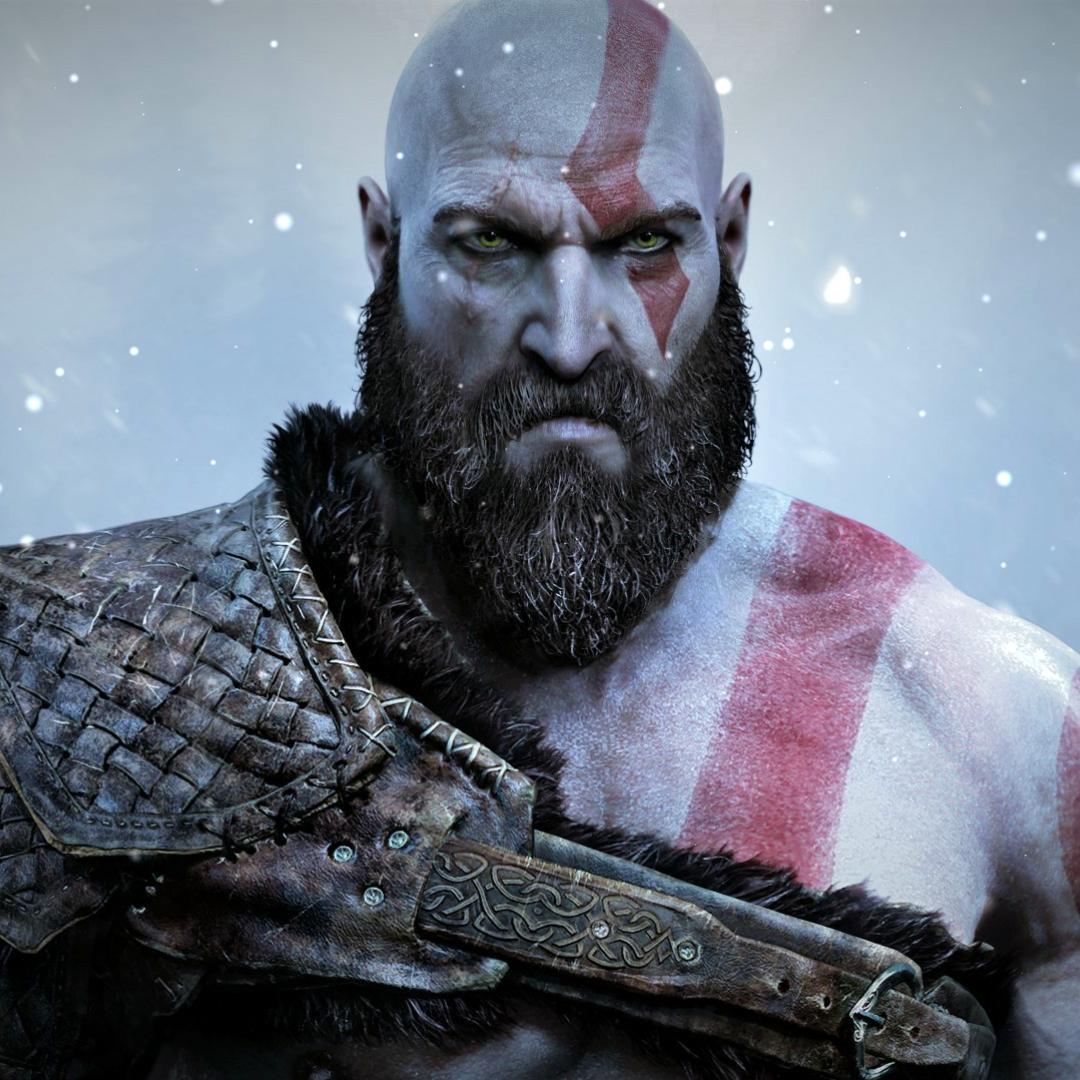Kratos The God Of War