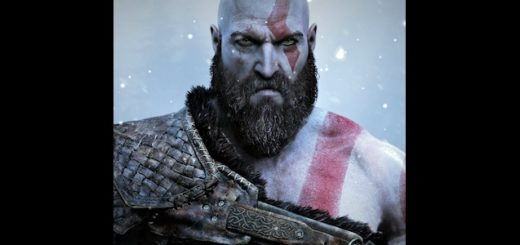 Kratos The God Of War