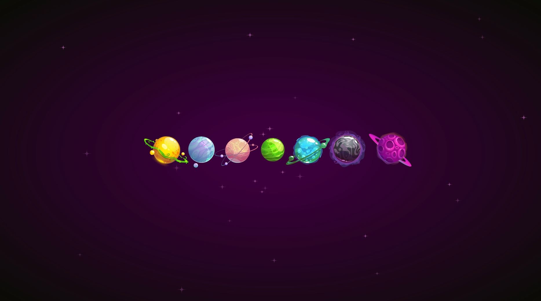 Lazy Planets