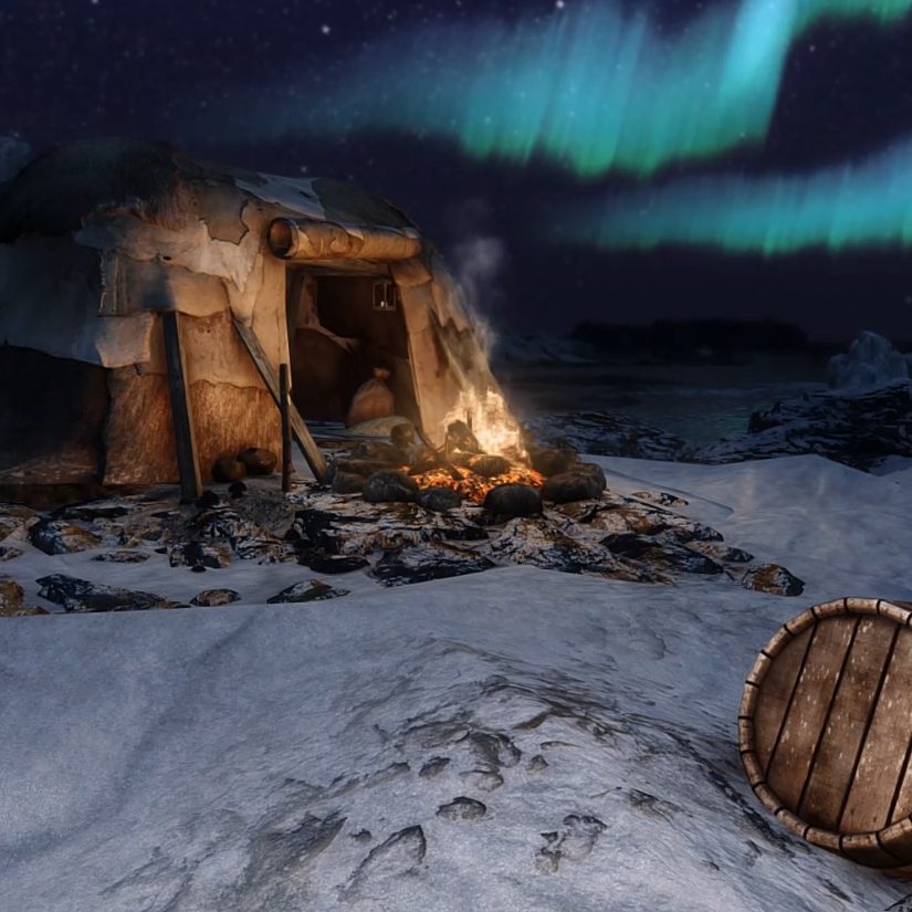 Campfire | Skyrim: Special Edition