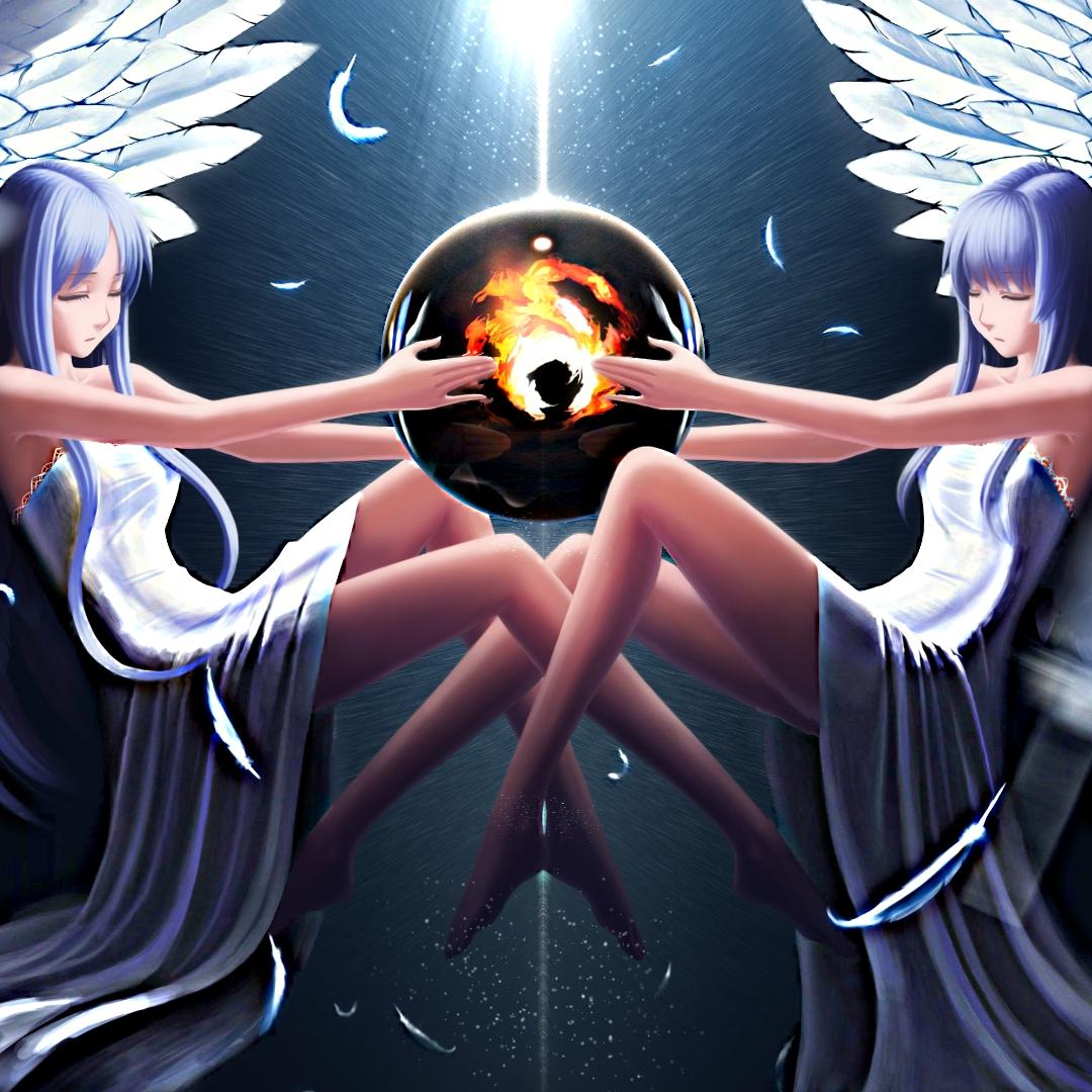 Twin Godesses - Ys Origin